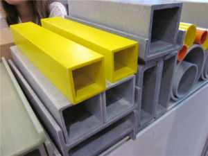 FRP Channel for Stairs Ladder/Fiberglass Structural Shapes pictures & photos
