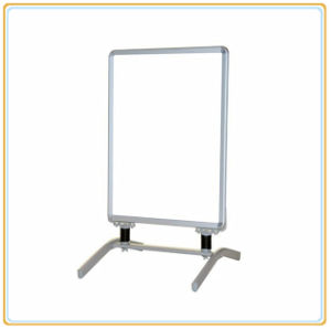 Modern Poster Stand Poster Display Stand (A0) pictures & photos