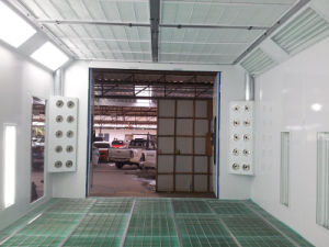 High Quality Water-Based Spray Booth Sale USD9500 pictures & photos
