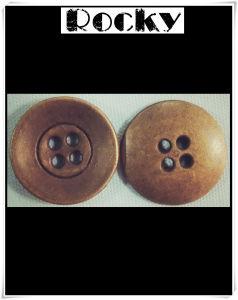 Zinc Alloy Colorful Button/Metal Button/Button pictures & photos