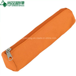 Popular Pen Holder Pouch Polyester School & Office Zipper Pencil Case pictures & photos
