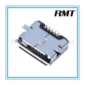 Micro USB Connector (USB464-0155-96121) pictures & photos