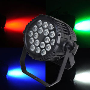18 Pieces 10W LED Waterproof PAR Outdoor Wash Bar Lighting pictures & photos