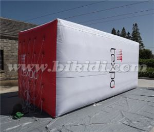 Large Inflatable Helium Balloon, Cube Flying Balloon for Sale K7167 pictures & photos