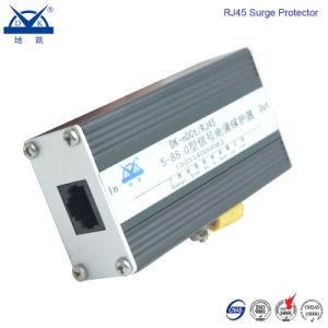 Ethernet Network LAN Gigabit 1000m RJ45 Voltage Protector pictures & photos