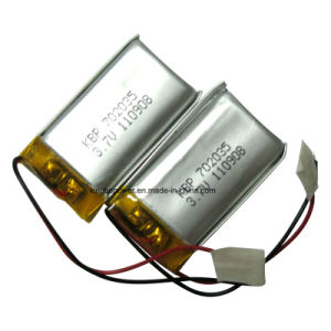 Rechargeable Lithium Lipo Polymer 3.7V Batteries (500mAh) pictures & photos