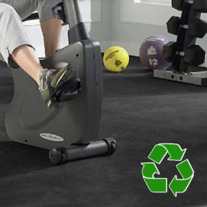 Indoor Gym Rubber Mat Flooring, Outdoor Sidewalk Rubber Paver pictures & photos