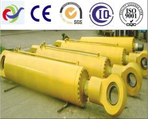 Heavy Duty Metallurgy Oil Cylinder pictures & photos