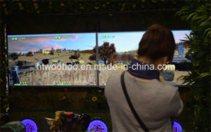 Indoor Playground The Hunter Alliance (Four Player) Shooting Game Equipment pictures & photos