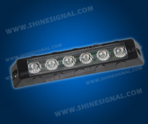 LED Light Head Strobe Warning Flash Light (S35) pictures & photos
