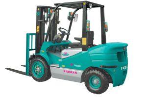 3.0t Montacargas Con Motor Isuzu Forklift pictures & photos