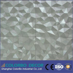 Office Interior Wall Decoration 3D MDF Panel Boards pictures & photos