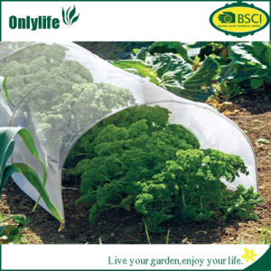 Onlylife PP Non Woven Fiber Garden Vegetable Tunnel Greenhouse pictures & photos