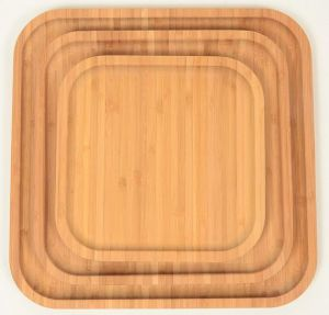 Square Bamboo Plate/ Food Tray pictures & photos