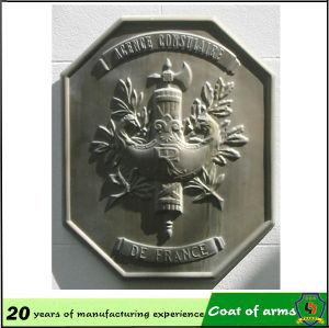 Antique Brass Plating Aluminum Material 70cm Emblem pictures & photos