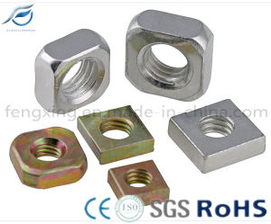 High Quality Carbon Steel Stainless Steel Square Nut pictures & photos