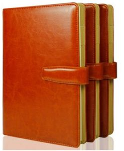 Wholesale Notebook with Factory Price, Customized Advertising Notebook