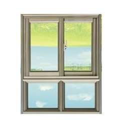 Side Hung Opening Aluminum Alloy Window Casement Window pictures & photos