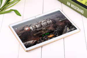 10 Inch Tablet Mtk6582 Quad Core IPS 1g RAM 16g ROM Dual SIM Card Android 4.4 3G Tablet PC pictures & photos