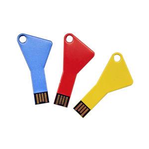 Custom Promotional Key Shape USB Pen Drive pictures & photos