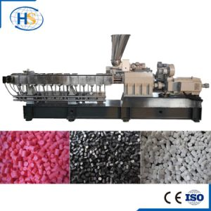 PVC Plastic Pelletizer Extrusion with Air Cooling Line pictures & photos