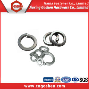 Stainless Steel High Pressure Spring, Star Lock Washer pictures & photos