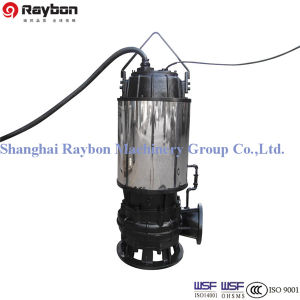 Submersible Stainless Steel Sewage Water Pump (Wq
