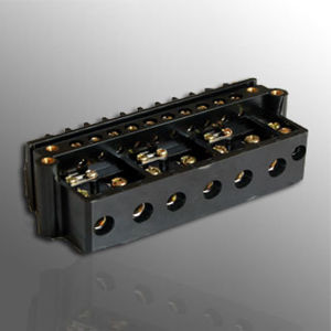 Terminal Block for Three Phase Energy Meter (MLIE-TB007) pictures & photos