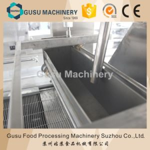 Ce Professional Chocolate Enrobing Coating Machine for Wafer pictures & photos