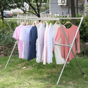 . Strong Extendable X-Type Clothes Dryer pictures & photos