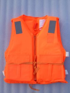 China Industrial Workwear Security Professional Life Safety Jacket Vest pictures & photos