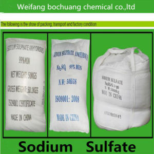 Manufacturer Offer 99%Min Anhydrous Sodium Sulfate pictures & photos