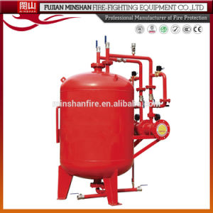 Water Tank and Fire Foam Bladder Tank for Fire Fighting