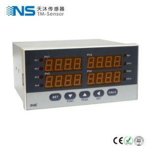 Four Channel Ns-Yb04D-A4 4-Digit 4 Digital Meter Display Digital Indicator pictures & photos