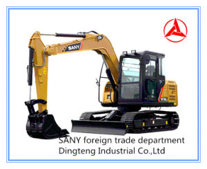 ODM/OEM Sany MIDI Excavator Sy75c-10 Professional Supplier in China pictures & photos