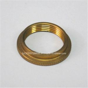 Yellow Anodized Aluminum CNC Machining Parts
