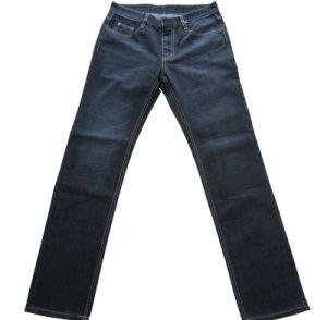 Denim Dark Blue Cotton Soft Jeans