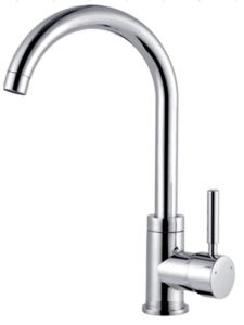 Sanitary Wares Single Handle Brass Kitchen Mixer Faucet (1199) pictures & photos