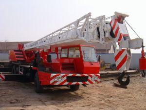 Construction Bigger Truck Mobile Crane pictures & photos