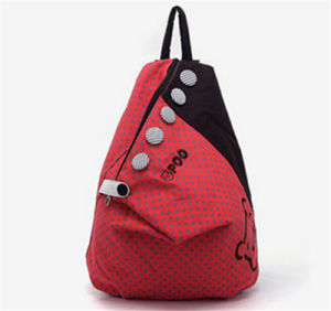 Popular Style Fashion Women Hiking Canvas Backpack pictures & photos