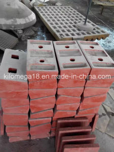 PF Series Impact Crusher Impact Liner for Sale pictures & photos