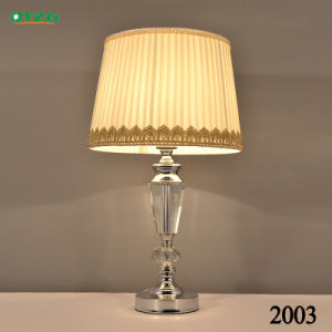 Hot Sale Modern Home Lighting Crystal Table Lamp Light/Table Lighting Desk Lamp pictures & photos