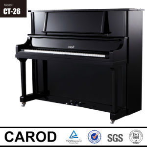 Black Polished Piano Vertical CT26 pictures & photos