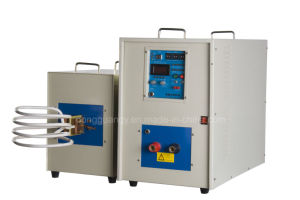 40kw Medium Frequency Industrial Induction Heater Furnace (GYM-40AB) pictures & photos