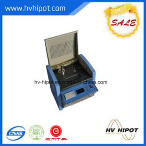 GD6100C Automatic Capacitance & Tan Delta Tester for Insulation Oil pictures & photos