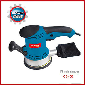 450W Round Finish Sander- (OS450) pictures & photos