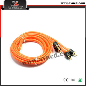 Best Quality Car Audio RCA Cable (R-014)