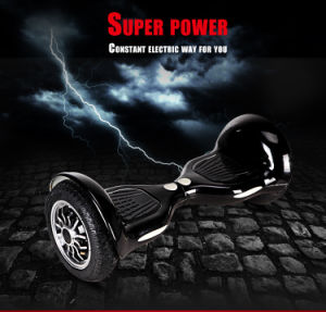 Shenzhen 10 Inch 2 Wheels Electric Self Balancing Scooter pictures & photos