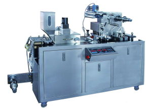 Dpb-80 Fully Originic Glass Cover Blister Packing Machine pictures & photos