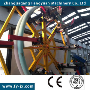 Automatic Double Station Plastic Pipe Winder Machine pictures & photos